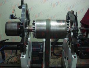 Rotor de motor eléctrico de 60 hp
