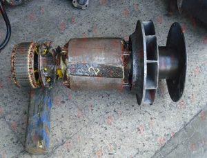 Balanceo de generador 80 kw