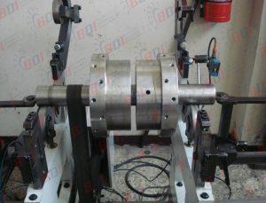 Fabricación y balanceo de acoplamientos para compresor