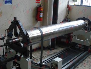 Rodillos para máquina papelera
