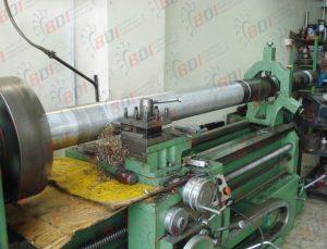 Maquinado en torno y fabricación de repuestos