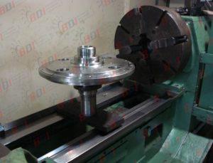 Metalizado y recuperación de ajustes de rodajes
