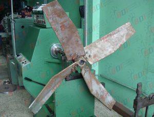 Fabricar hélice de agitador