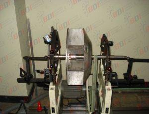 Ventilador en acero inox 304 para transporte de harina