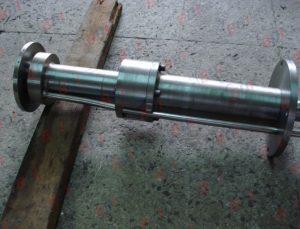 Fabricación de cabezal para atomizador