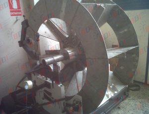 Extractor polvo Ø1350 x 650 mm