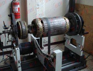 Balanceo de generador 250 kw