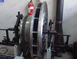 Turbina Hudraulica para central eléctrica