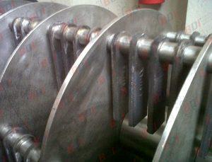 Martillos para molino en aleación de acero inoxidable