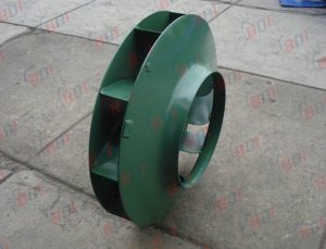 Fabricación de Ventilador centrífugo