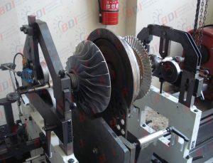 Turbo cargador ABB