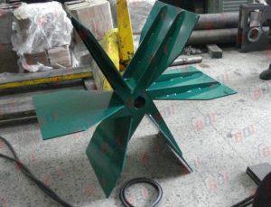 Extractor para polvo en plancha A-36